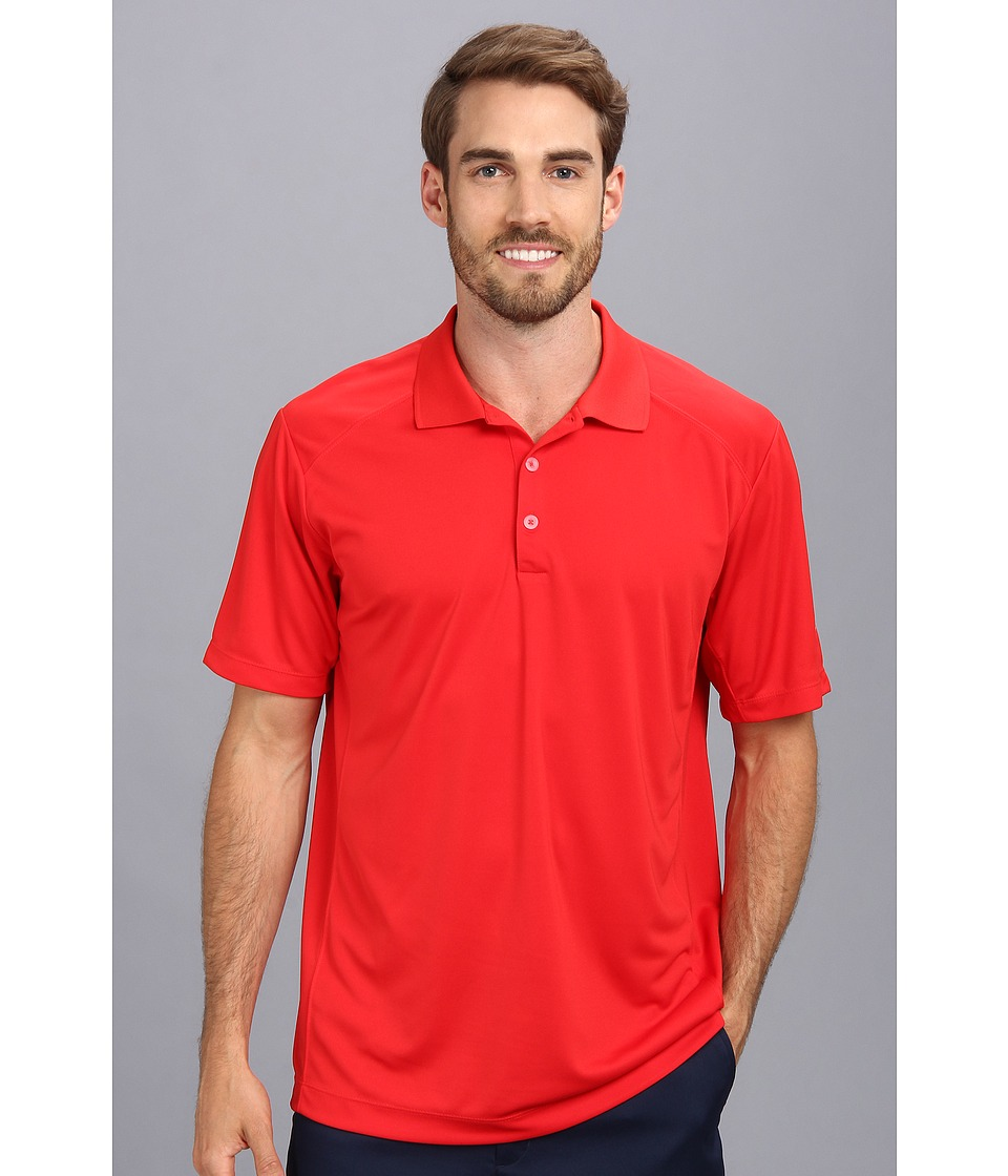 Nike Golf - Nike Victory Polo (University Red/White) Men's Short Sleeve Pullover