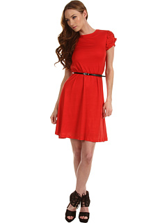 SALE! $509.99 - Save $415 on McQ Laser Cut Dress (Cadmium) Apparel - 44.87% OFF $925.00