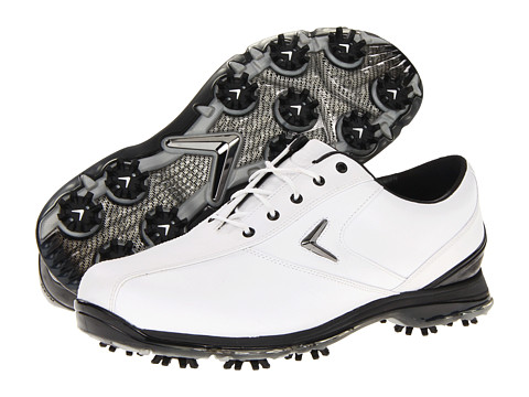 Callaway - Razr X (White/White) Men's Golf Shoes