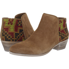 Sam Edelman Putnam (Saddle Red Brown) Footwear