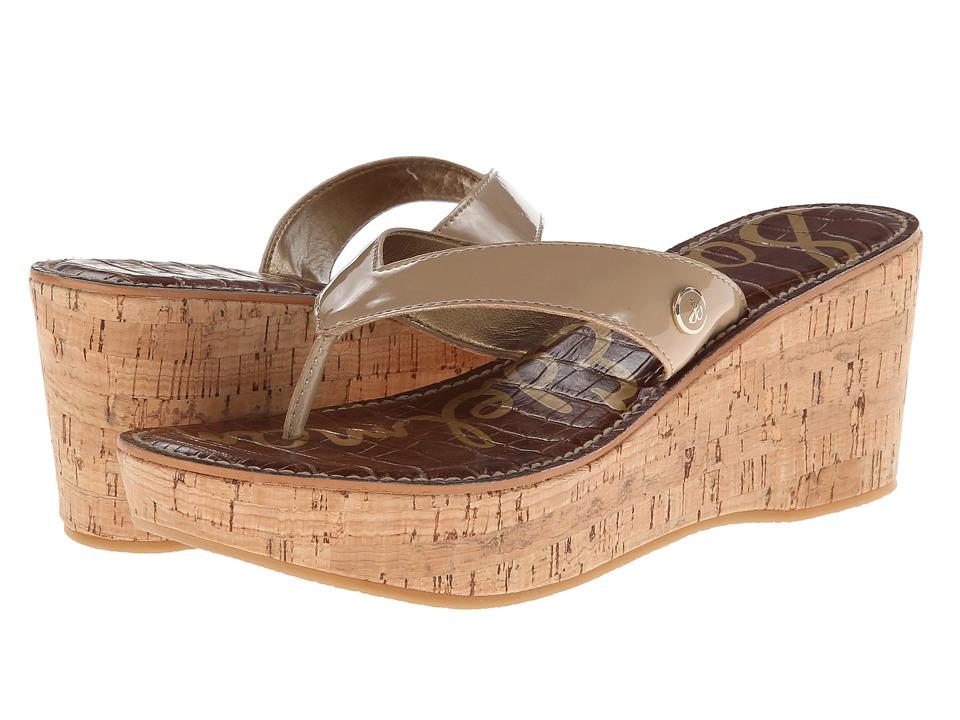Sam Edelman - Romy (Classic Nude) Women's Wedge Shoes