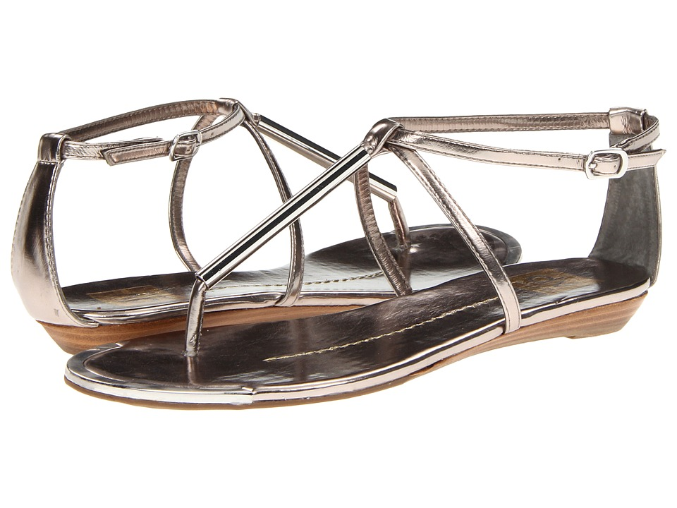 DV by Dolce Vita - Archer (Dark Silver) Women's Sandals
