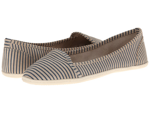 DV by Dolce Vita - Soloman (Stripe Print) Women's Flat Shoes