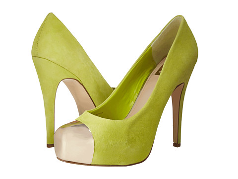 DV by Dolce Vita - Balko (Acid Yellow) High Heels