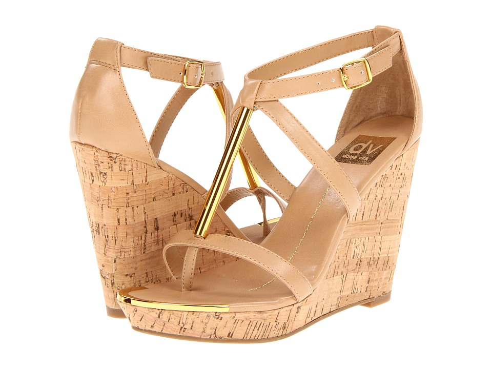 DV by Dolce Vita - Tremor (Nude) Women's Wedge Shoes