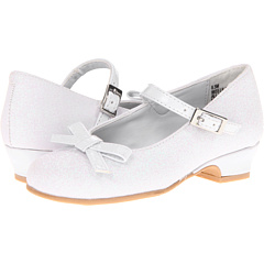 SALE! $16.99 - Save $11 on Rachel Kids Lil Bella 2 (Toddler Little Kid) (White Glitter) Footwear - 39.32% OFF $28.00
