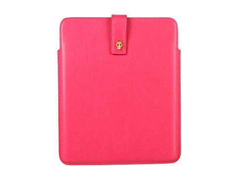 Alexander McQueen Tablet Holder (Pop Pink) Computer Bags