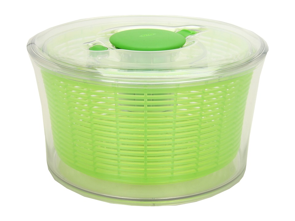 OXO - Good Grips Salad Spinner (Green) Individual Pieces Cookware