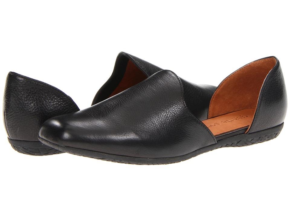 Gentle Souls - Etsu (Black) Women's Slip on Shoes