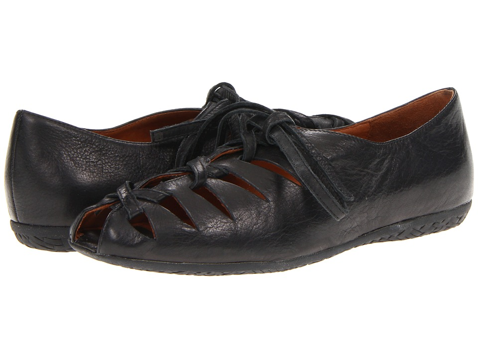 Gentle Souls - Essex Star (Black) Women's Flat Shoes