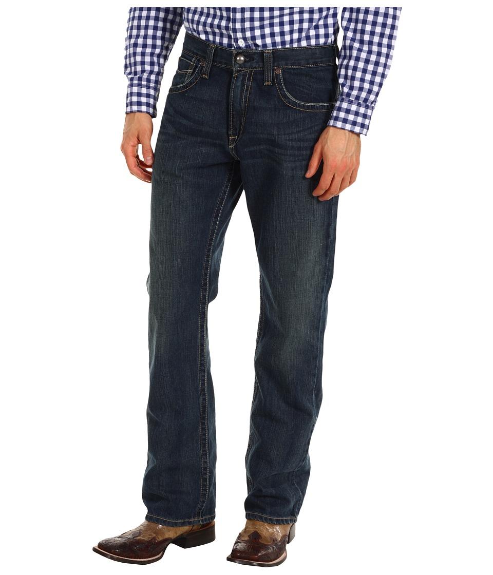 Ariat - M5 Arrowhead Low Rise Straight Leg Jean (Deadrun) Men's Jeans