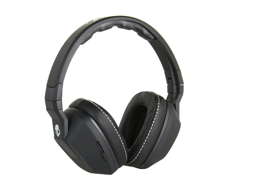 Skullcandy - Crusher (Black) Headphones