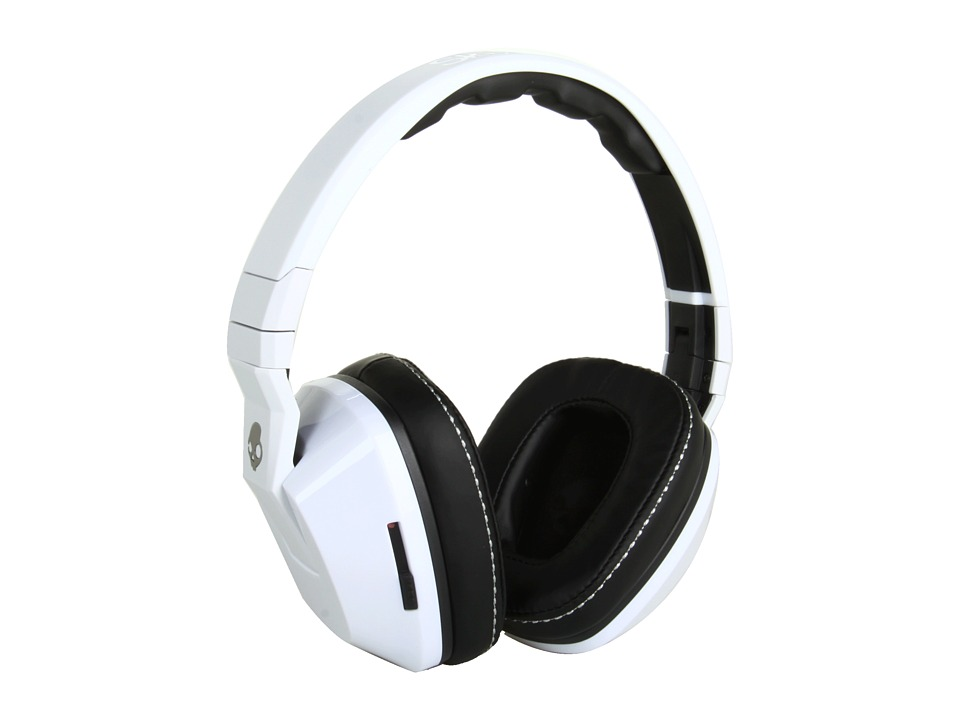 Skullcandy - Crusher (White) Headphones