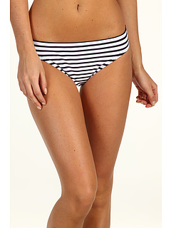 SALE! $26.99 - Save $25 on DKNY Infinity Stripe Classic Bottom (Black White) Apparel - 48.10% OFF $52.00