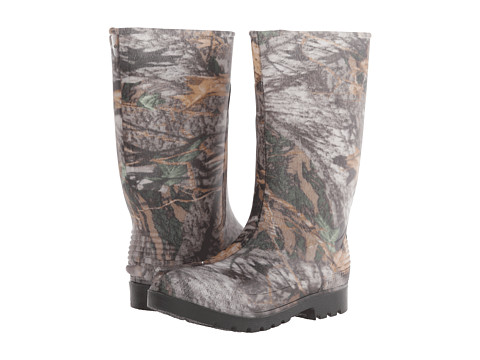 Tundra Boots Kids - Larry (Little Kid/Big Kid) (Camo) Boys Shoes