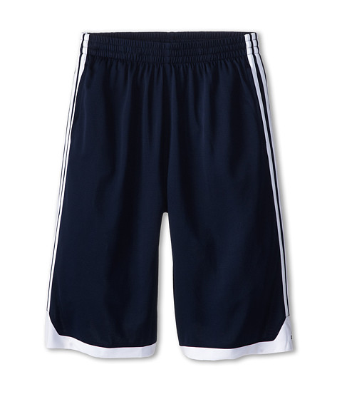 adidas Kids - Key Item Short (Little Kids/Big Kids) (Collegiate Navy) Boy
