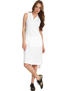 SALE! $69.99 - Save $160 on adidas Y 3 by Yohji Yamamoto Pique Polo Dress (New White) Apparel - 69.57% OFF $230.00