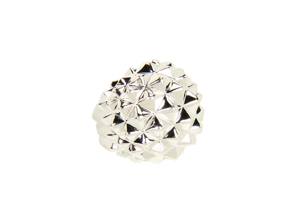 Stephen Webster - Superstud Large Studded Dome Ring (Silver) Ring