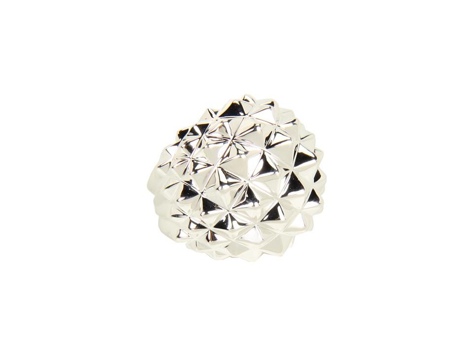 Stephen Webster - Superstud Large Studded Dome Ring (Silver) Ring