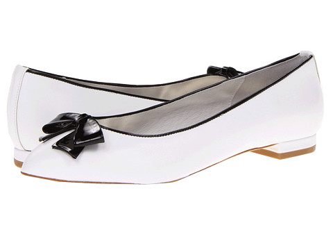 French Sole - Imelda (White) Women