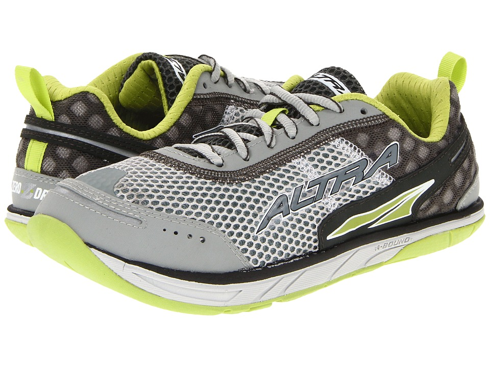 Altra Footwear - Intuition 1.5 (Green/Charcoal) Women's Running Shoes