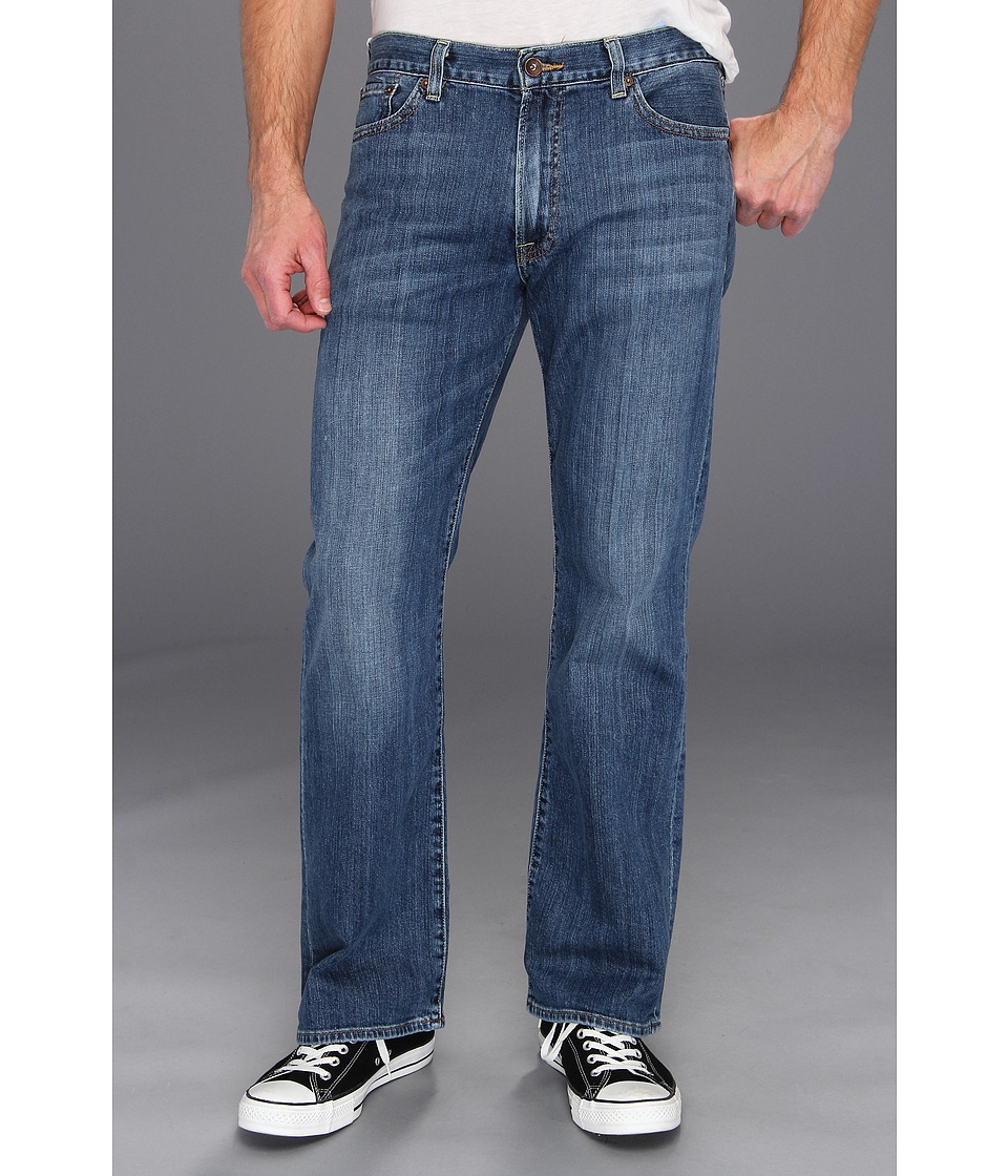 Lucky Brand - 367 Vintage Boot 30 in Nugget (Nugget) Men's Jeans