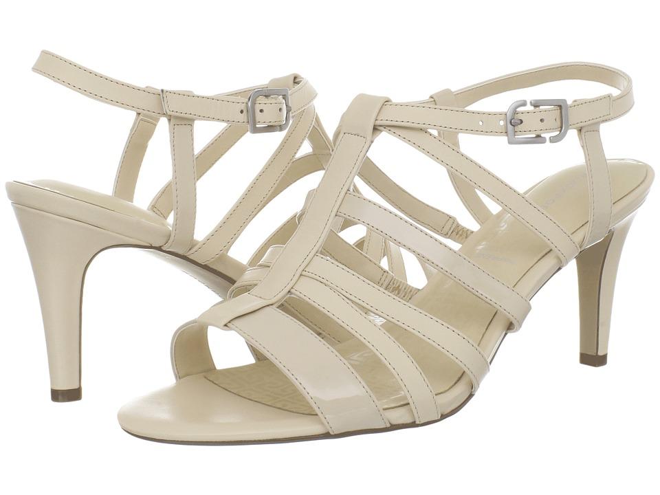 Rockport - Lendra S Strappy Sandal (Macadamia) Women's Sandals