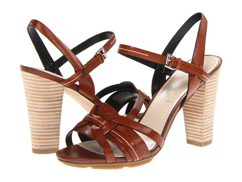Rockport - Jalicia S Inter Q Strap (British Tan) High Heels