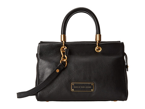Marc by Marc Jacobs - Too Hot To Handle Satchel (Black 3) Satchel Handbags