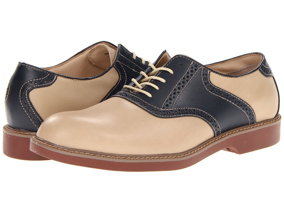 Bass - Pomona (Hemp/Navy) Men's Lace up casual Shoes