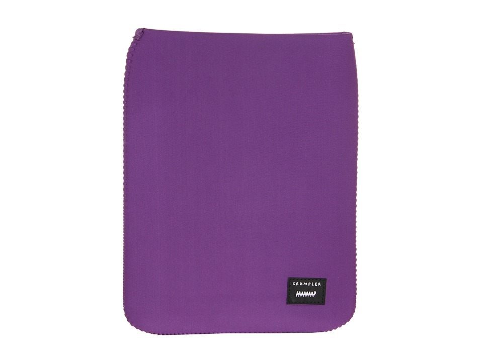 Crumpler - The Fug Tablet Sleeve (Purple) Computer Bags