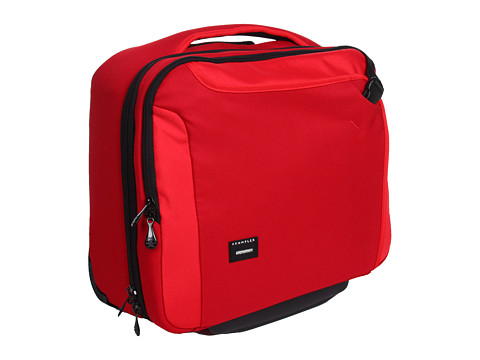 Crumpler - Dry Red No 9 - 17 Laptop Carry On (Red) Carry on Luggage