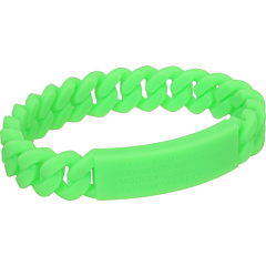 SALE! $16.99 - Save $11 on Marc by Marc Jacobs Rubber Standard Supply Bracelet (Toucan Green) Jewelry - 39.32% OFF $28.00