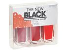 The New Black - I Want Candy 3 Nail Polish Kit (Fever (Shades O Red)) - Beauty