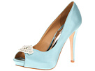 Badgley Mischka - Goodie (Nile Blue Satin) - Footwear