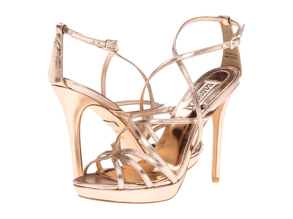 Badgley Mischka - Adonis II (Rose) High Heels