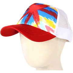 SALE! $11.99 - Save $10 on San Diego Hat Company Kids Kids` British Flag Trucker (Little Kids) (Red) Hats - 45.50% OFF $22.00