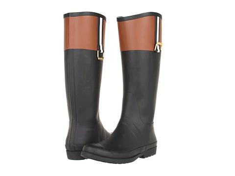 Tommy Hilfiger - Viktoria (Black) Women's Rain Boots