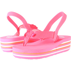 SALE! $11.99 - Save $14 on Roxy Kids Sherbert High (Toddler) (Pink) Footwear - 53.88% OFF $26.00