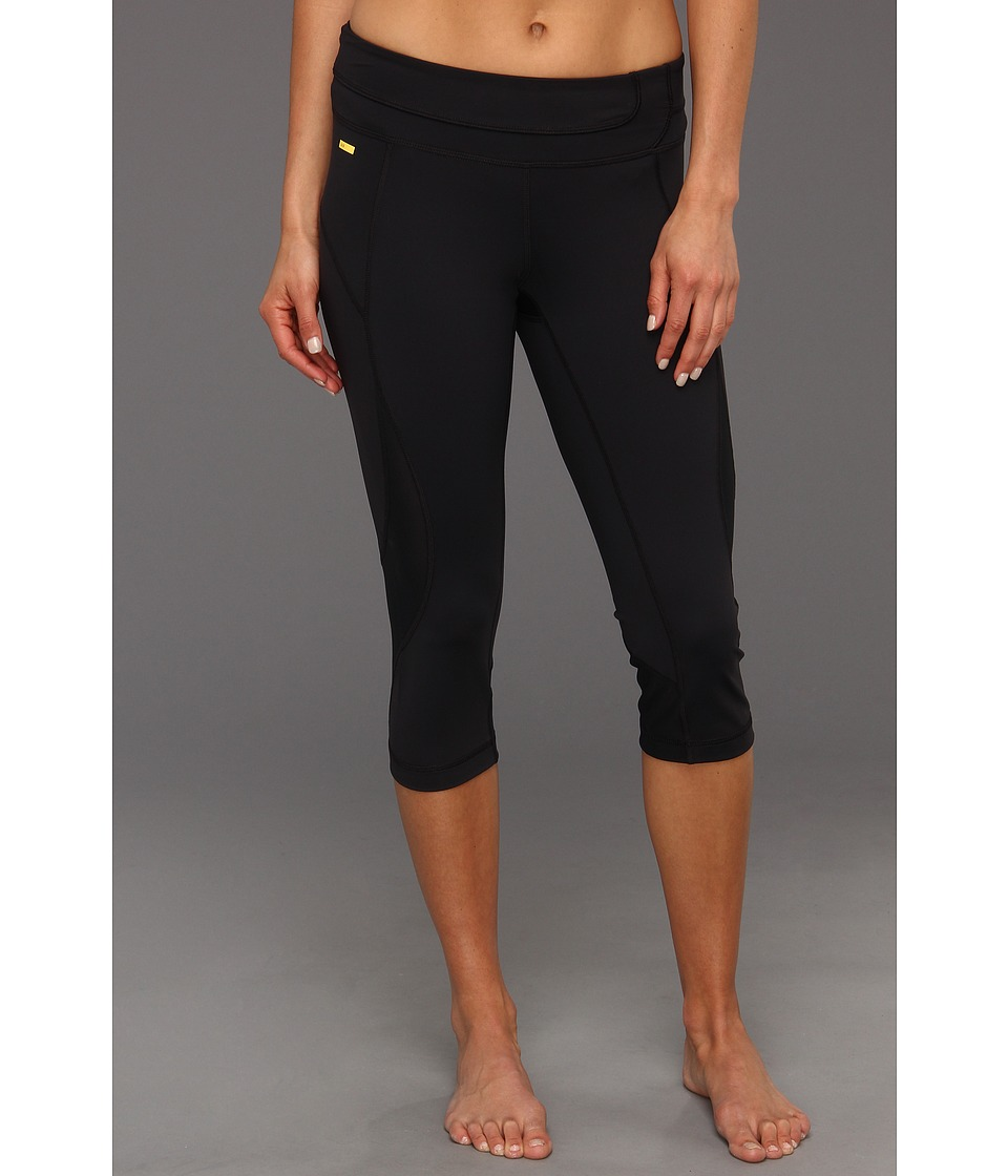 Lole - Run Capri (Black) Women's Capri
