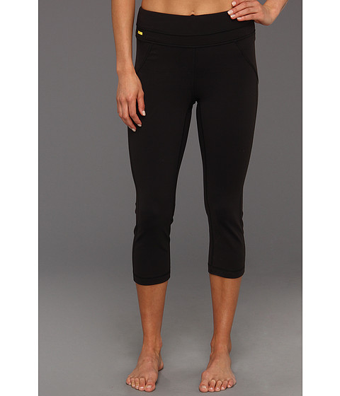 Lole - Lively Capri (Black 1) Women's Capri