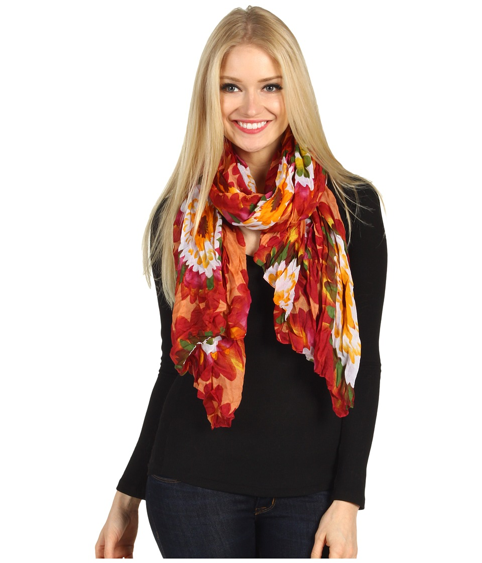Gabriella Rocha - Hattie Scarf (Orange) Scarves