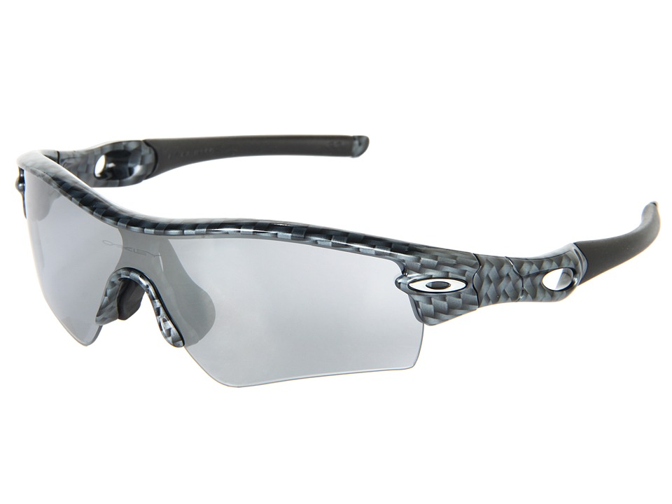 Oakley - Radar Path (True Carbon Fiber/Slate Iridium) Fashion Sunglasses