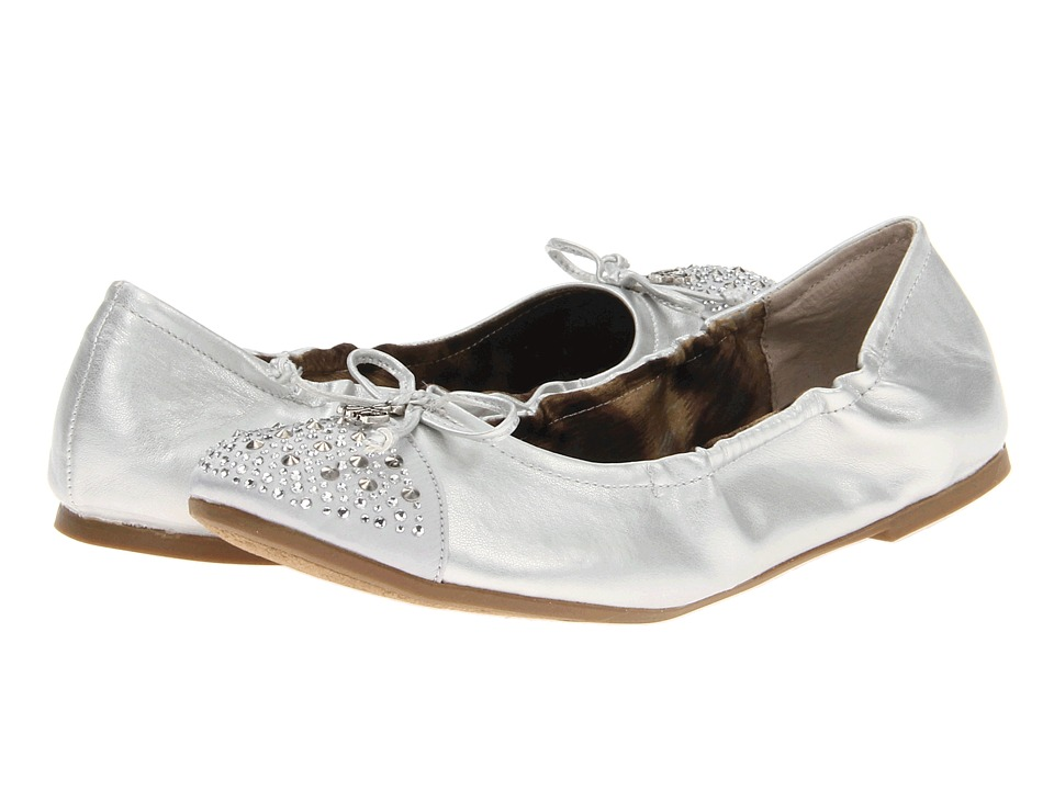Sam Edelman Kids - Beatrix (Little Kid/Big Kid) (Soft Silver) Girls Shoes