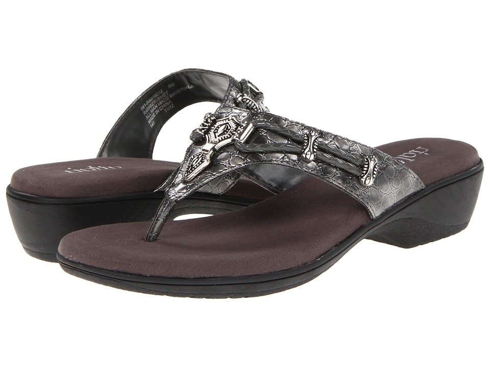 Rialto - Kismet (Pewter) Women's Sandals