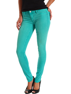 SALE! $36.99 - Save $51 on Blank NYC The Spray On Regular Rise Super Skinny in Teal Blast (Teal Blast) Apparel - 57.97% OFF $88.00