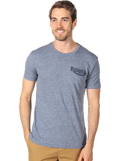 SALE! $16.99 - Save $23 on Lucky Brand Triumph Spade Tee (Heather Navy) Apparel - 56.99% OFF $39.50