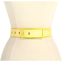 SALE! $16.99 - Save $25 on Calvin Klein Calvin Klein 1 1 2 Buckle on Panel (Yellow) Apparel - 59.55% OFF $42.00