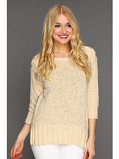 SALE! $29.99 - Save $69 on Lucky Brand Isabella Sweater (Nigori) Apparel - 69.71% OFF $99.00