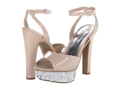 Kenneth Cole Unlisted - Smile For Me (Nude) High Heels